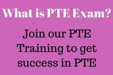 PTE, PTE exam, What is PTE, PTE Training, Good To Excellence, BTM, Bangalore