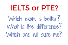 ielts, pte, ielts exam, pte exam, good to excellence